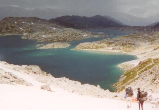 chilkoot trail yukon