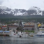 Ushuaia, your likely city of embarkation
