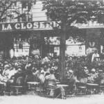 historic Closerie des Lilas Paris