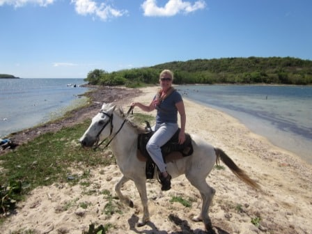 Puerto Rico Horse Back Riding, Rare Finds Travel Design