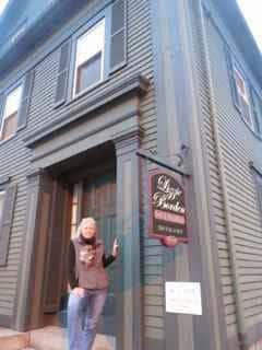 Sleepin With The Spooks At The Lizzie Borden House