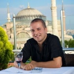 Oscar, my ambassador for Istanbul