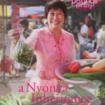 Pearly, my Nyonya cooking expert in Malaysia
