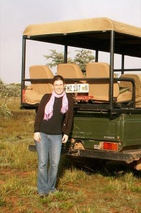 hannah south africa trip