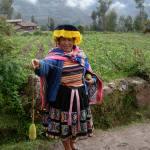 Peru, Amaru, Quechuan Village