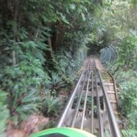 bobsled track in Jamaica