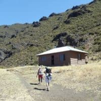 cabin in haleakala crater Hawaii