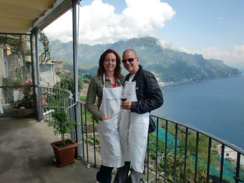 cooking school in amalfi italy