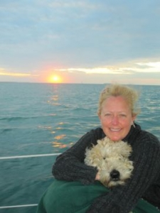 even furchildren can sail in dog-friendly Key West