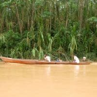 floating the Tambopata to the Amazon reserge