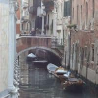 get lost in the canals of Venice Italy