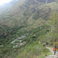 incan trail peru