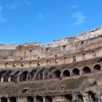 visit the underground of the Colosseum rome italy