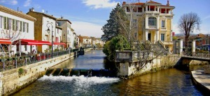 road trip through France's Sur La Sorgue
