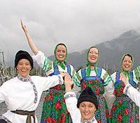 russian dancers sitka alaska