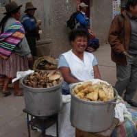 tamale lady peru