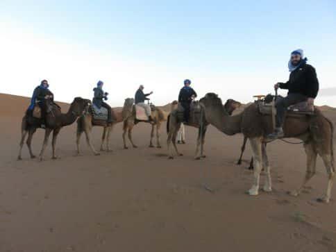 Gordons in Morocco