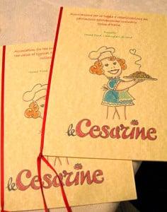 Italy's Cesarine dinner party menus