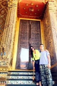 exploring Bangkok Thailand
