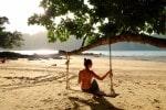 sweet beach in Phuket Thailand