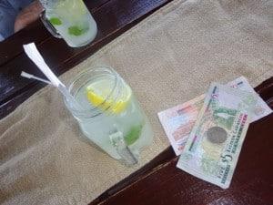 Eastern Caribbean currency Antigua