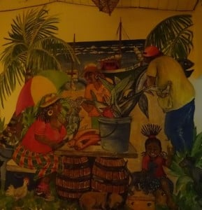 the old-time fishing culture of Antigua