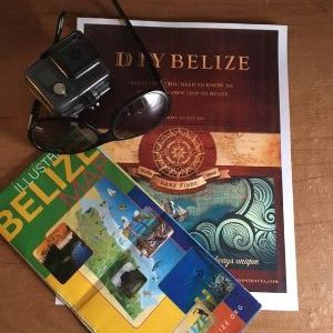 trip books and accessories
