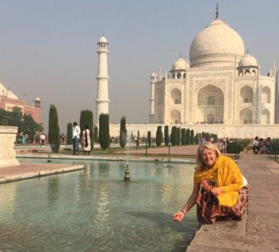 melanie in india