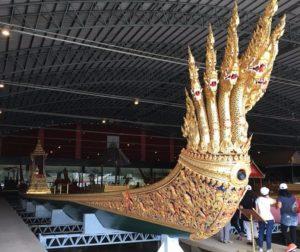 Amazed by the Royal Barges of Bangkok Thailand