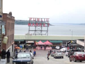 Welcome to Seattle's Pike Place Market
