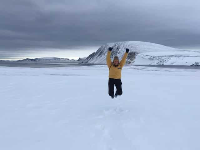 Arctic Jump!