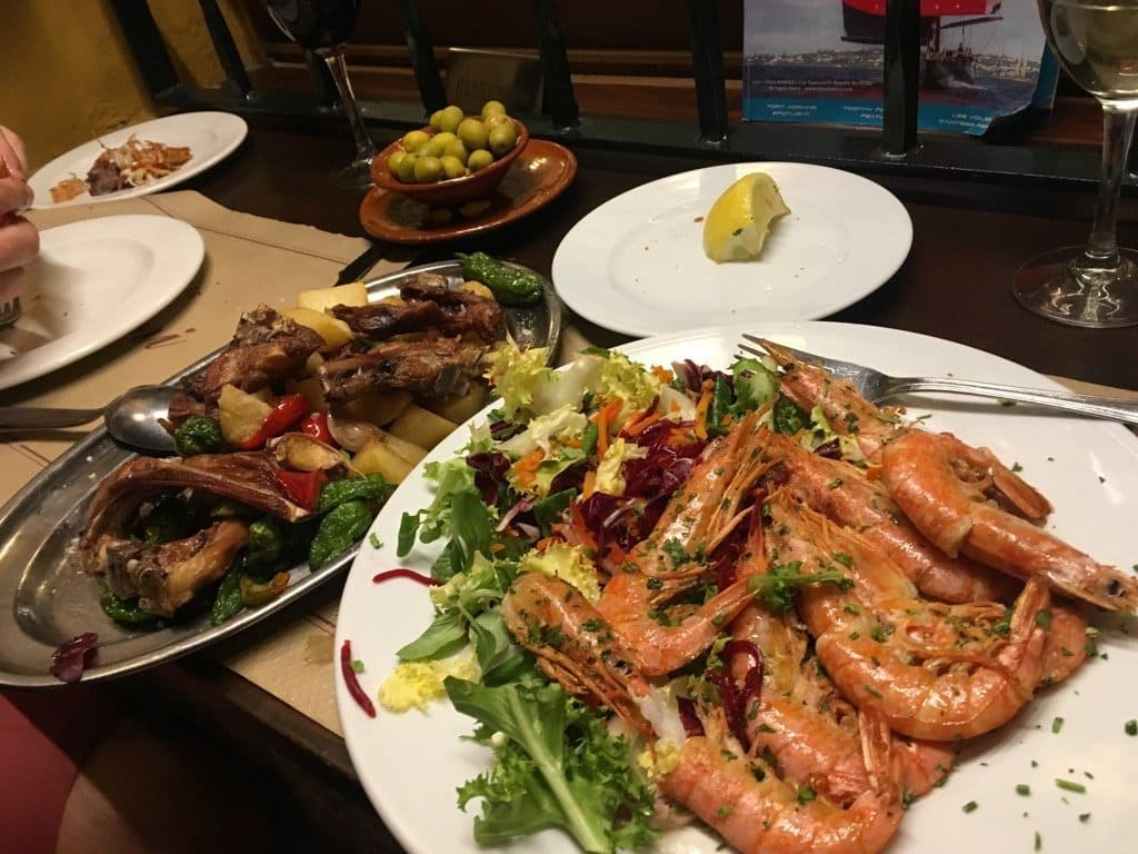 Mallorca-seafood-feast