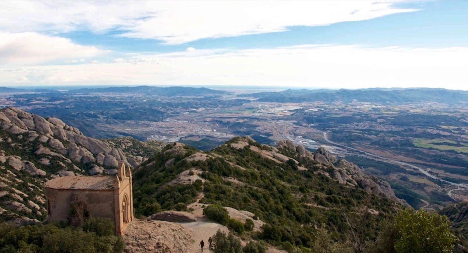 Spain-Montserrat-chapel-Tebes-Trail