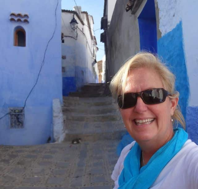 Morocco-Chefchaouen-Melanie-CEO-Rare-Finds-Travel