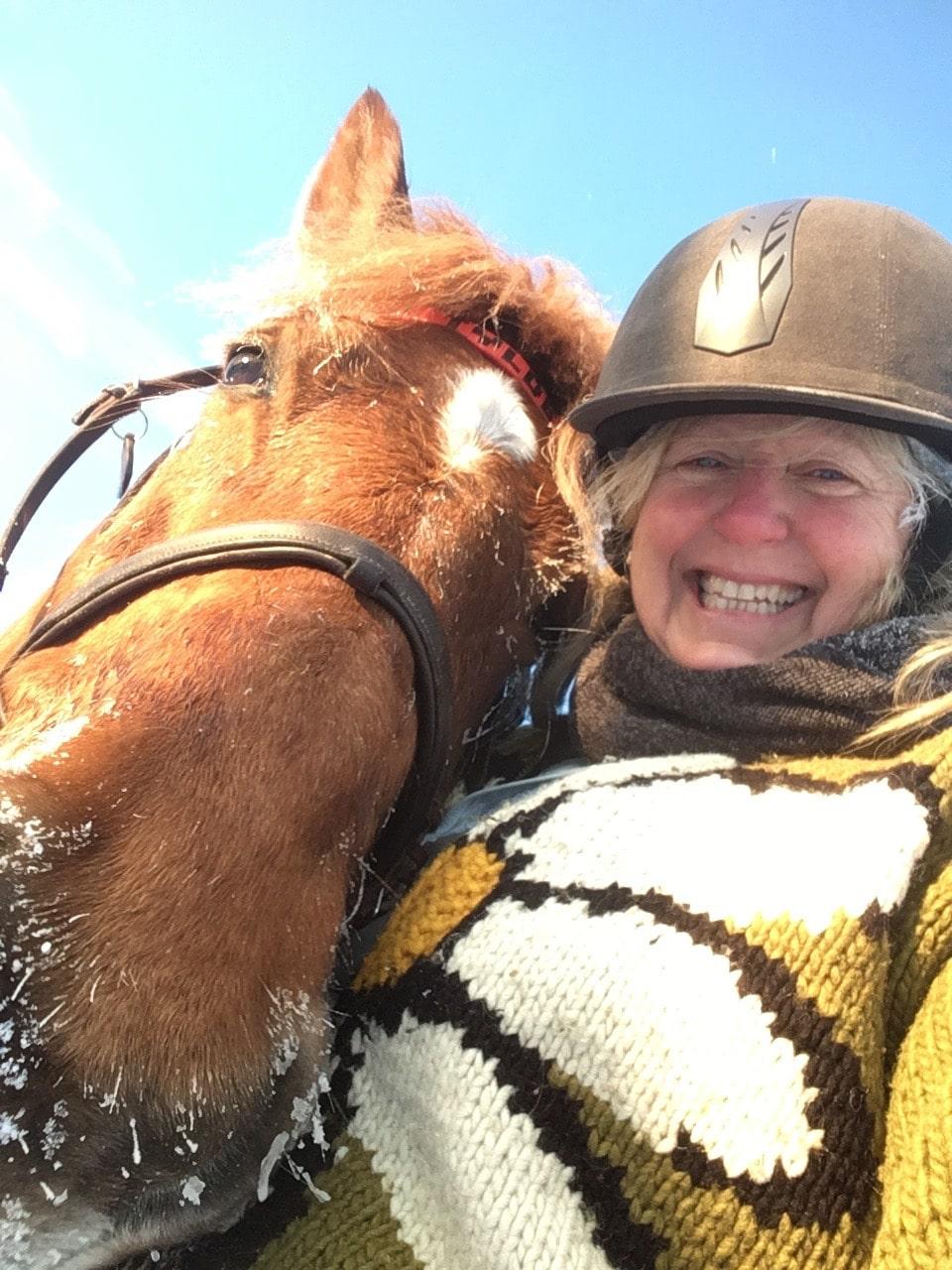 lapland-melanie-with-horse