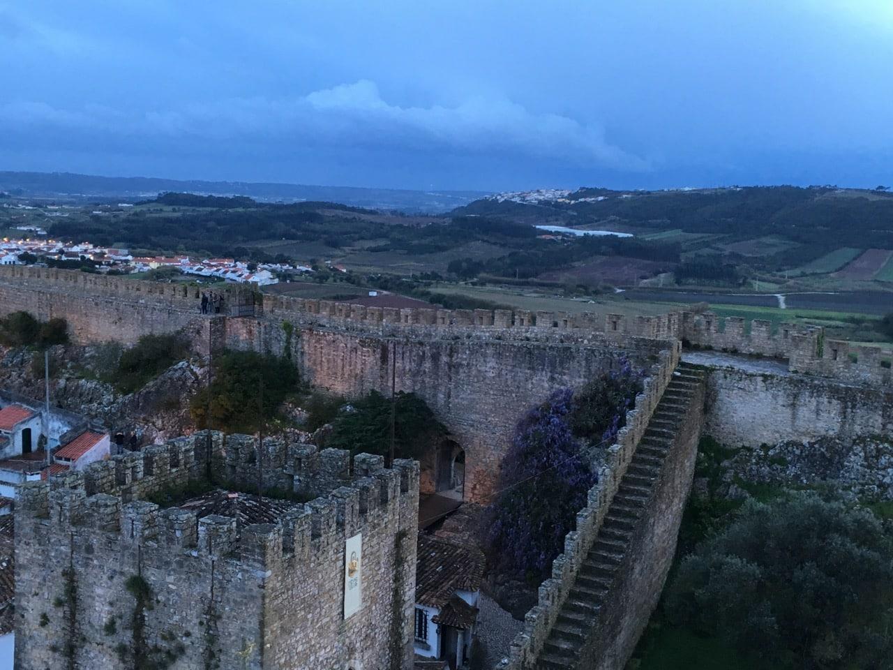 portugal-obidos-castle