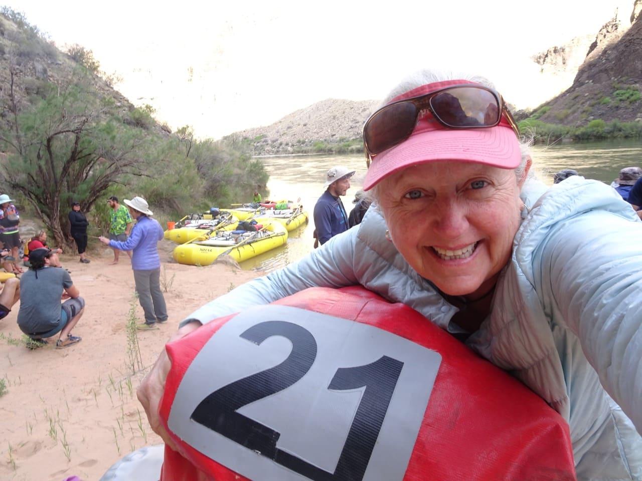 sw-parks-western-river-expeditions-melanie's-dry-bag-colorado-river-trip