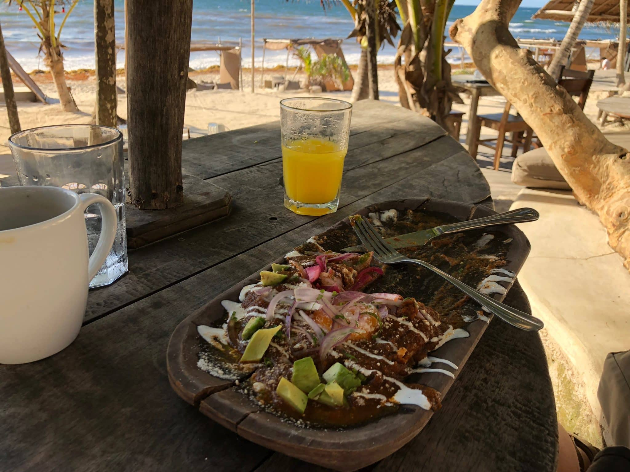 yucatan-breakfast-at-artists-colony-on-tulum-beach